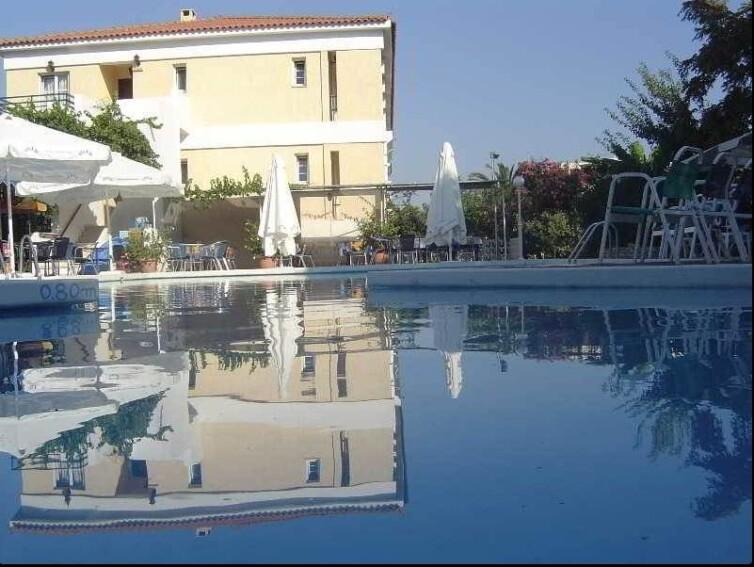HOTEL, SAMOS